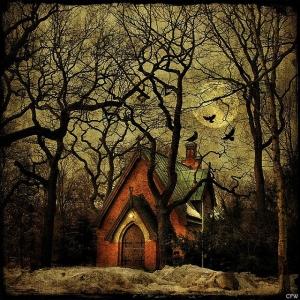 Halloween is upon us… Birds-cottage-deep-eerie-enchanted-forrest-favim-com-94441