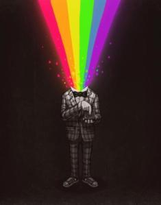 The Energy Of Thoughts… Colors-funny-man-rainbow-favim-com-537932