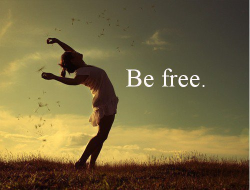 good life freedom being