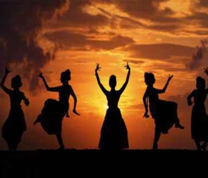 Living The life Your Soul Desires… Sunset-women-dance-favim-com-508810