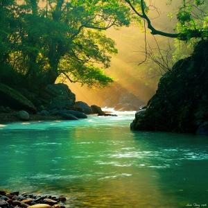 The Journey… Nature-river-sunlight-water-favim-com-661420
