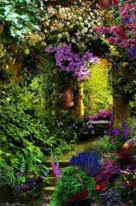 Be Thy Self! Colors-cool-flowers-garden-favim-com-687183