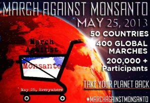 march against monsanto flyer