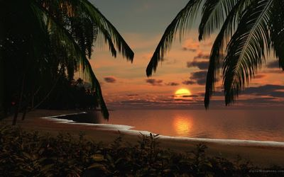 Finding Peace Within… Sunny-beach-bikini-chill-favim-com-761814