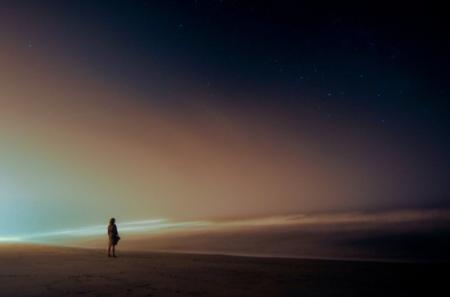 The Long Journey… Alone-beach-beautiful-girl-nature-favim-com-133794