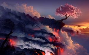 Stand Strong… Beautiful-magic-nature-magical-nature-favim-com-801845