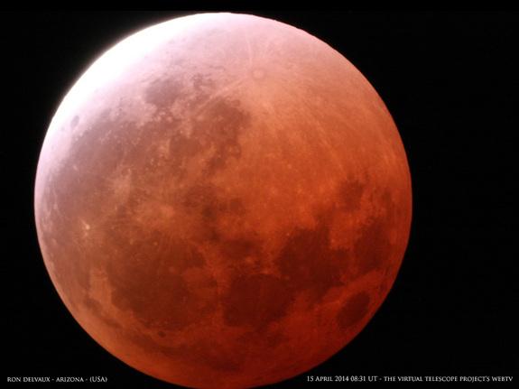 blood moon rare eclipse - photo #6